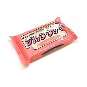 紙粘土 シルククレイ(白・400g)|kawachigazai