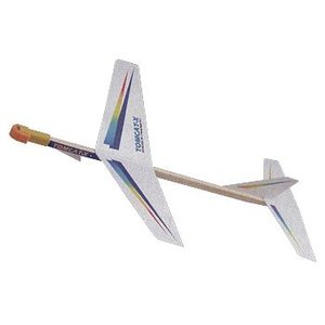 プレカット紙飛行機 TOMCAT-X 314-185 完成サイズ:W206×D166mm|kawachigazai