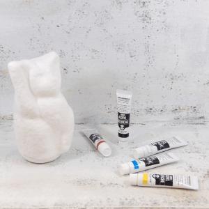 doArt. 白い招き猫セット|kawachigazai