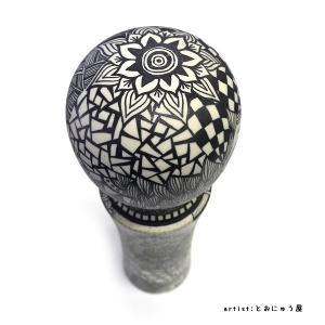 doArt. こけしキット (絵具付き) 高さ約25cm|kawachigazai|04