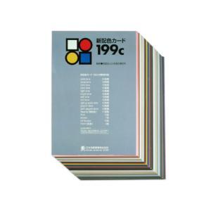 日本色研 新配色カード199c(12×17.5cm)|kawachigazai