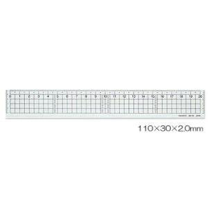 バンコ 直定規10cm 283-10|kawachigazai
