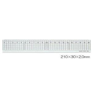 バンコ 直定規20cm 283-20|kawachigazai