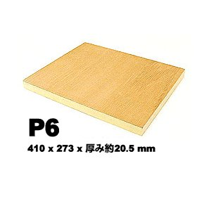 木製 ベニヤパネル P6号 水張り ファブリックアート|kawachigazai
