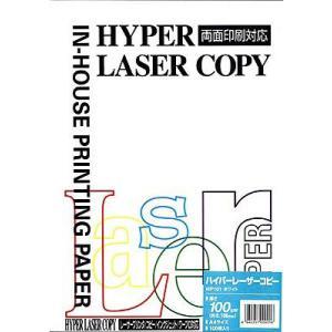 OAペーパー ITO-YA(イトーヤ) ハイパーレーザーコピー ホワイト(A4/100枚) 100g/平方メートル|kawachigazai