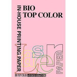 OAペーパー ITO-YA(イトーヤ) バイオトップカラー (A4/100枚)80g/平方メートル ピンク|kawachigazai