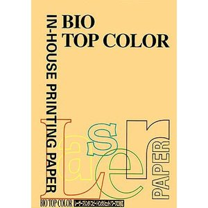 OAペーパー ITO-YA(イトーヤ) バイオトップカラー (A4/100枚)80g/平方メートル ゴールド|kawachigazai