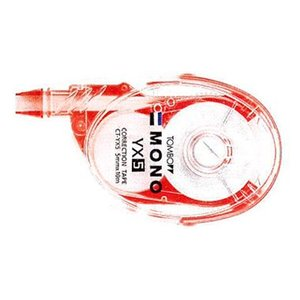 トンボ 修正テープ モノ(つめ替え式)・5mm幅 YX5|kawachigazai