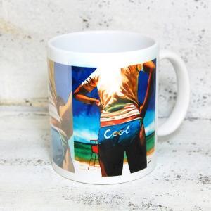 artstyle マグカップ かとうくみ 題名:Cool|kawachigazai