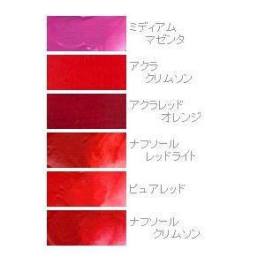 アクリル絵具 リキテックス ソフトタイプ 6号(20ml) レッド系2|kawachigazai