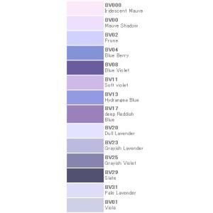 コピック バリオスインク 単色 青紫系 25cc|kawachigazai
