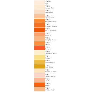 コピック バリオスインク 単色 橙色系 25cc|kawachigazai