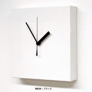 doArt. 白いキャンバス時計 手作りキット|kawachigazai