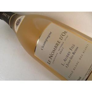 シャンパン ルノンブルドール サブレブランデブラン ブリュット2004年750ml 税込価格 kawadesake