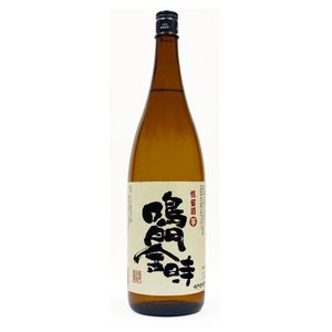 なるときんとき 芋焼酎 鳴門金時 情留酒 1800ml 税込1本価格|kawadesake