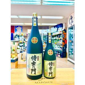 侍士の門 さむらいのもん 芋焼酎 25度 1800ml|kawadesake