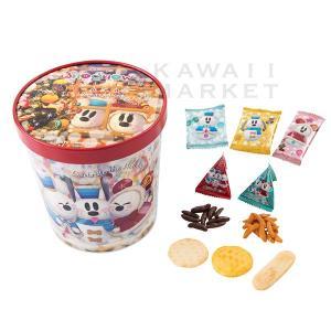 おせんべい 紙箱 スノースノー ディズニー・クリスマス 35周年 お菓子 小分け ディズニーランド ディズニーシー お土産