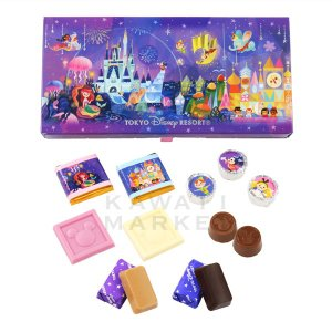 アソーテッド・チョコレート ディズニーリゾート限定 お土産 お菓子