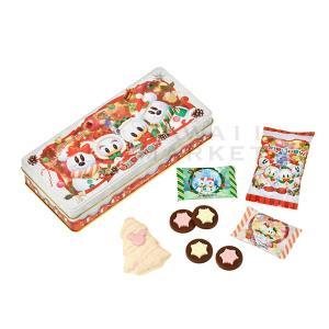 ■ アイテム名 ■ アソーテッド・チョコレート 缶 スノースノー ディズニー・クリスマス2019  ...