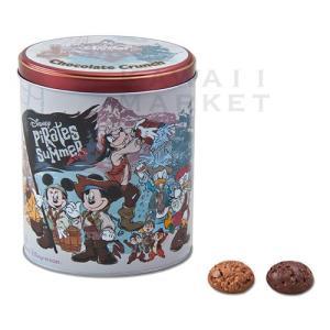 ■ アイテム名 ■ チョコレートクランチ 缶入り ディズニー・パイレーツサマー 2019  ■ アイ...