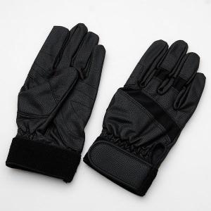 メール便送料無料 BPI バッティング手袋 BPI002 ブラック|kawaisports