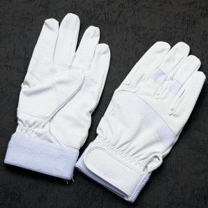 メール便送料無料 BPI バッティング手袋 BPI002 ホワイト|kawaisports