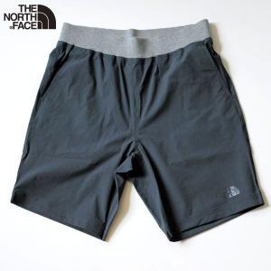 ザ ノースフェイス THE NORTH FACE ウェア メンズ トレーニングリブショーツ NB41789 アーバンネイビー|kawaisports