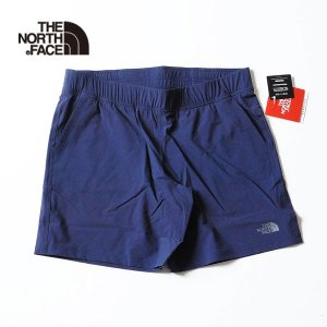 ザ ノースフェイス レディース フレキシブルショーツ NBW41687 CM(コズミックブルー)|kawaisports
