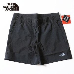 ザ ノースフェイス レディース フレキシブルショーツ NBW41687 ブラック|kawaisports