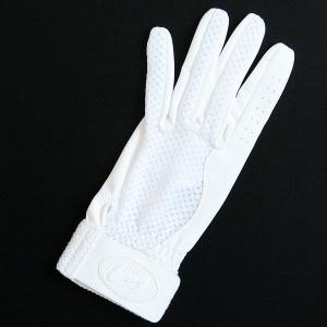 ジームス 野球 守備用手袋 ZER-710w 片手 ホワイト|kawaisports