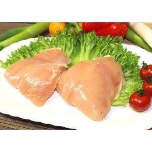 川俣シャモ 生ムネ肉(500g)「ふくしまプライド。体感キャンペーン(お肉)」|kawamatashamo