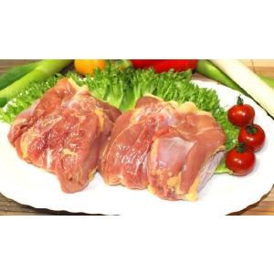 川俣シャモ 生モモ肉(500g)「ふくしまプライド。体感キャンペーン(お肉)」|kawamatashamo