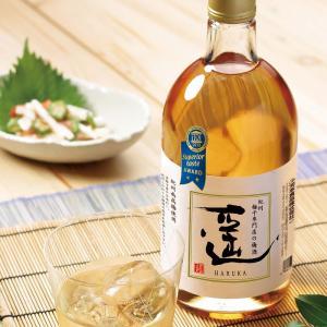 本場紀州、完熟南高梅を使用した風味豊かな梅酒です。長年培った製法で、仕上げにブランデーを少し使用し、...