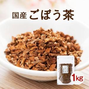 ごぼう茶 国産 人気 健康茶 ノンカフェイン 100g×10袋セット kawamotoya