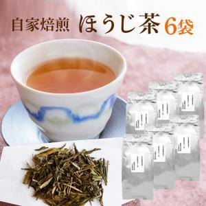 ほうじ茶 100×6袋 日本茶 お茶|kawamotoya