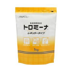 トロミーナ レギュラータイプ 1kg|kawamurafukushi