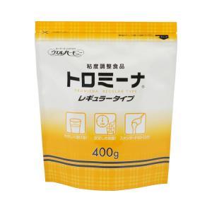 トロミーナ レギュラータイプ 400g|kawamurafukushi
