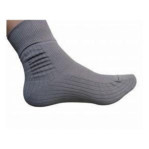 転倒予防靴下 豊富なサイズバリエーション(黒、グレー) kawamurafukushi