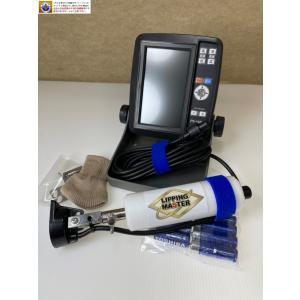 カラー魚探PS-500Cと付属の純正振動子TD04がそのまま使える振動子フロートをセットしました。 ...