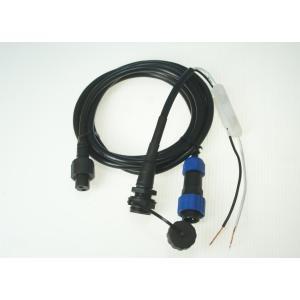 カヤック ハッチ取り付け 防水電源ソケット キット ホンデックス DC06電源ケーブル用