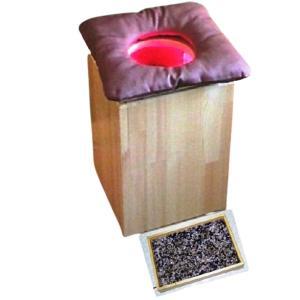 お尻を温める椅子のセット|kawane