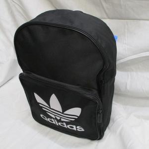 アディダス リュックサック adidas バッグ バックパック ブラック(DJ2170)/送料無料|kawanetjigyoubu