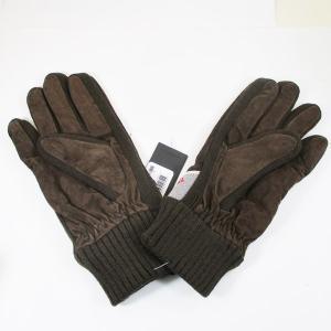 リプレイ メンズ グローブ 手袋 豚革 レザー AM6018-002-A3066B サイズ:L ブラウン/送料無料 kawanetjigyoubu
