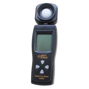 デジタルルクスメーター バックライト付き液晶付き照度計/光度計 AS803/送料無料|kawanetjigyoubu
