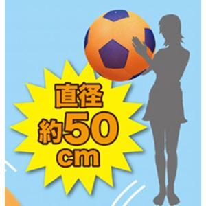 カラフル/メッシュボール 50 ハンドポンプ付き 大きくてやわらか/|kawanetjigyoubu