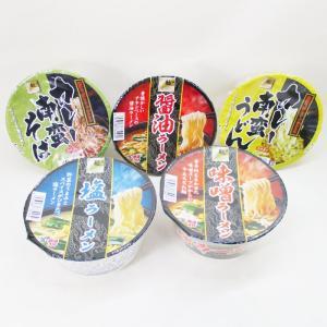 スナオシ カップラーメン 粉末スープ 味噌・塩・正油・カレー南蛮 計36個 kawanetjigyoubu