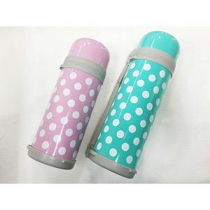 ドットファミリーボトル ステンレスボトル 保温・保冷水筒 1400mlx3本/卸/|kawanetjigyoubu