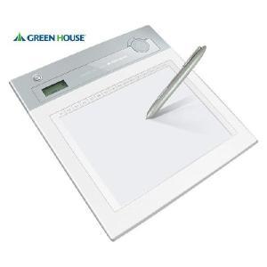 グリーンハウス ワイヤレスペンタブレット GH-PTB10W GreenHouse kawanetjigyoubu