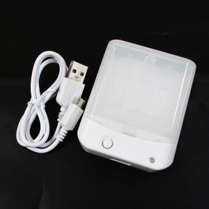 乾電池式スマホ充電器 電池交換充電器 乾電池式モバイル充電器 充電器・バッテリー類 HD-AA4WHM 1071 HIDISC|kawanetjigyoubu