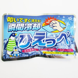瞬間冷却パック ひえっぺx10個/卸の関連商品5